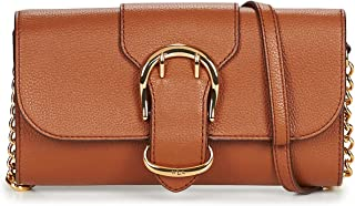 Ralph Lauren Clutch for Women- Tan