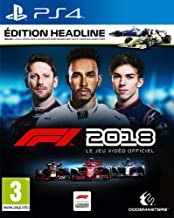 Third Party - F1 2018 - Edition Headline Occasion [ PS4 ] - 4020628763107