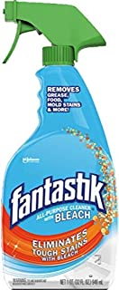 Fantastik Bleach Cleaner Spray - 32 Ounce- 2 Pack