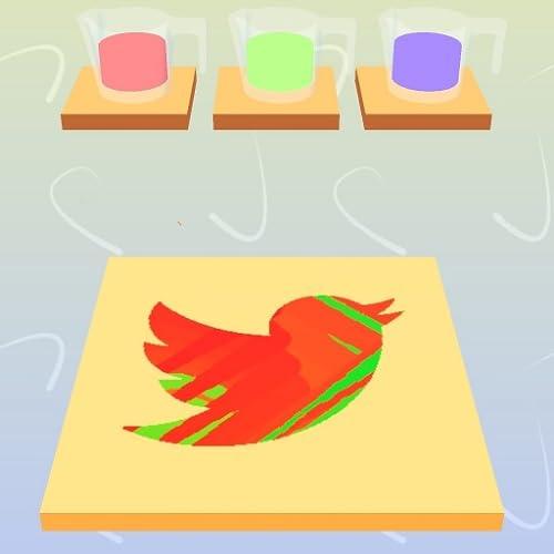 Cut Painter - Paint Artist - Color Fill 3D - Cut and Paint It - I Can Paint