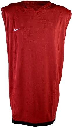 17156c211c6b57 Nike Men s Team Sports Dri-Fit Reversible Tank Basketball Sleeveless T-Shirt  3XL Reversible