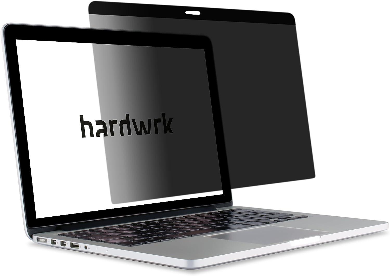 Hardwrk Magnetic Privacy Filter Blickschutzfilter Computer Zubehör