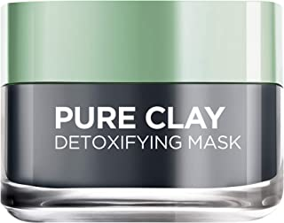 L'Oréal Paris Pure Clay Detoxifying Charcoal Mask 50ml