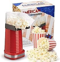 Appareil à pop-corn Gourmet Global 1200W | Machine à pop-corn gastronomique | Meilleur appareil de pop-corn - sans gras et...