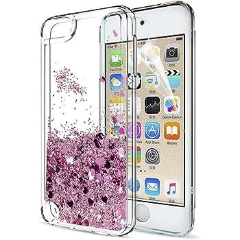 6.GEN Clear 2015 TopAce/® Coque en TPU souple et transparente Housse Etui Pour Apple iPod Touch
