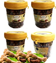 Moniegold Chewy Tamarind Candy 130 gms (Pack of 4)