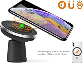 w5 magnetic wireless car charger