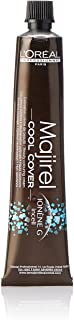 LOreal Paris Majirel Cool Cover # 7.18 - Ash Mocha Blonde by LOreal Professional for Unisex - 1.7 oz Hair Color, 50 ml
