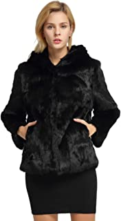 childrens rabbit fur coats