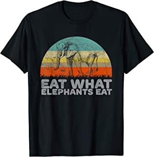 eat the elephant t shirt