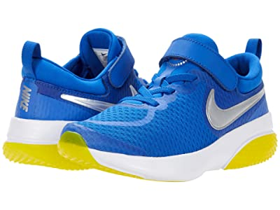 Nike Kids Project POD (Little Kid) (Game Royal/Metallic Silver/Speed Yellow) Kid