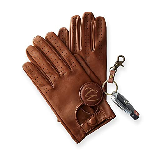 LADIES FASHION DRESS DRESSING OUTDOOR WALKING REAL LEATHER DRIVING GLOVES RETRO