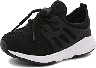 unyielding1 Kid Running Lightweight Breathable Casual Sports Shoes Walking Shoes