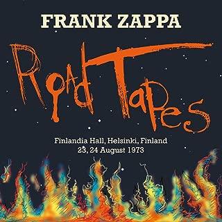 zappa road tapes helsinki