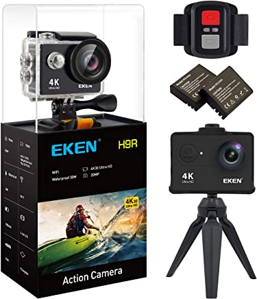 New EKEN H9R Action Camera 4K WiFi Waterproof Sports...