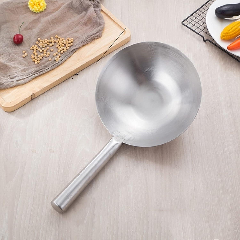 San Antonio Mall HOMEKITCHEN++ Stainless Steel Kitchen Large Sc Time sale Spoon Water
