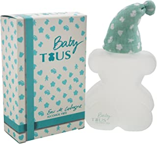 Tous Baby Alcohol Free Cologne Spray for Kids 100ml