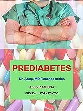 Prediabetes - Language English. Dr Anup, MD Teaches series