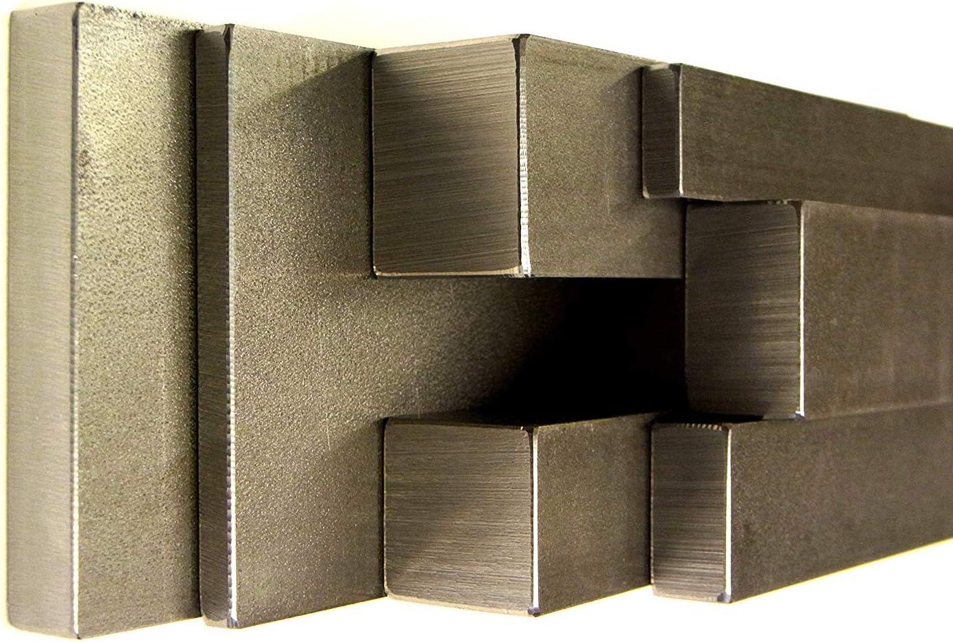 Flachstahl S235 JRC+C St37 25x20x500 DIN 10277 DIN 10278 Flacheisen Bandstahl Flachmaterial