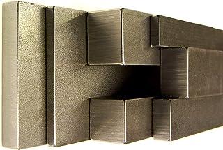 Flach Eisen S235JR Länge 500mm bis 1500mm Flachstahl 200x15 Band Stahl