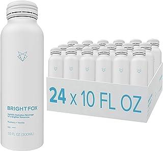 BrightFox Blueberry & Vanilla Vitamin Hydration Water, Still, 24 x 300 ml