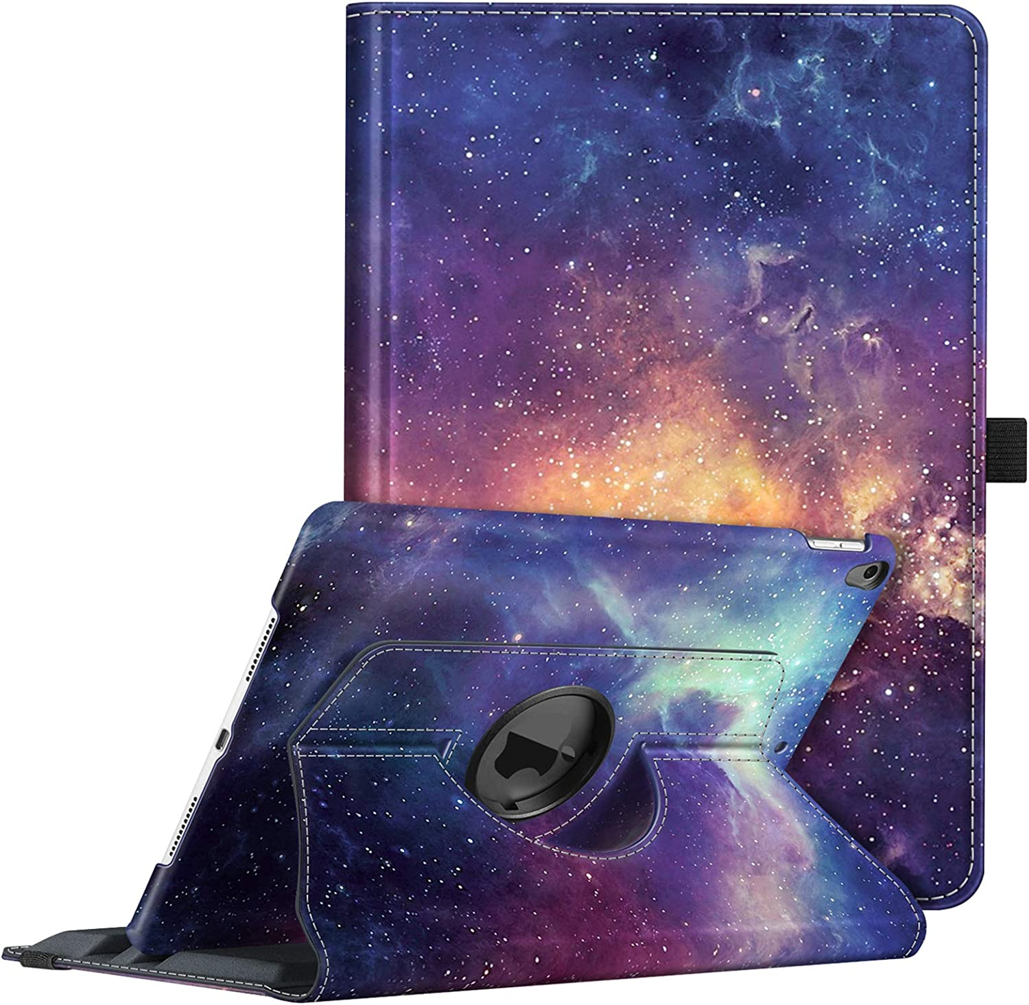 Fintie Case Genuine Max 74% OFF for iPad Air 3rd Rotating 2019-360 10.5