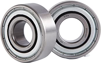 XiKe 2 Pack Z9504RST, P204RR6, 204BBAR Bearing, Replace John Deere JD9239, JD9266, JD9296, JD7677R. Lawn Mowers Spindle Ball Bearing.