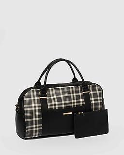 Monochrome Hazel Weekender Bag