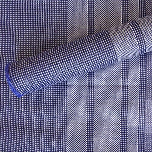 ikea tapijt blauw