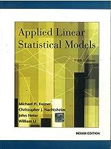 Applied Linear Statistical Models 5ed (Pb 2013)
