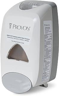 PROVON FMX-12 CHG Push Style Dispenser, Dove Gray, Dispenser for PROVON FMX
