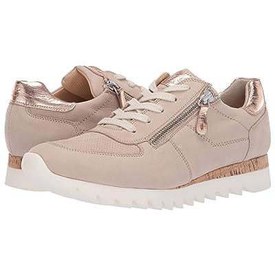 Paul Green Stasia Sneaker (Sabbia Rose Combo) Women