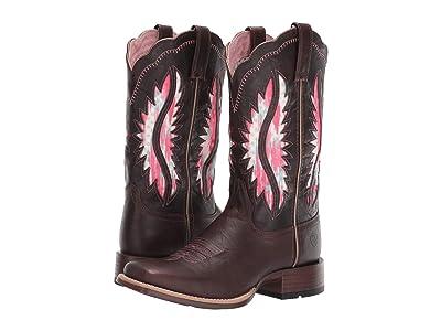 Ariat Solana Venttek (French Roast) Cowboy Boots