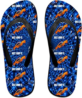 AA+ME Just Jump It Comfortable Men Women Summer Beach Sandals Shower Flip-Flops Slippers