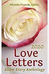 2020 Love Letters Short Story Anthology (Short Story Challenge Anthologies) Kindle Edition