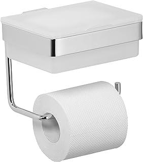 Avenarius Vochtige doekjesbox met wc-rolhouder - vochtige doekjesbox met toiletpapierhouder