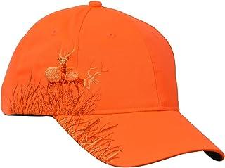 Tirrinia Unisex Blaze Orange Hunting Basics Cap Low...