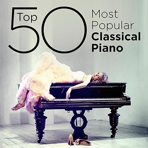 Top 50 Most Popular Classical Piano by Klára Würtz & Håkon Austbö