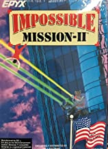 Impossible Mission II NES Game