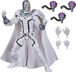 Marvel Legends Series X-Men, Figura de 15 cm, com acessórios - Magneto - F0337 - Hasbro
