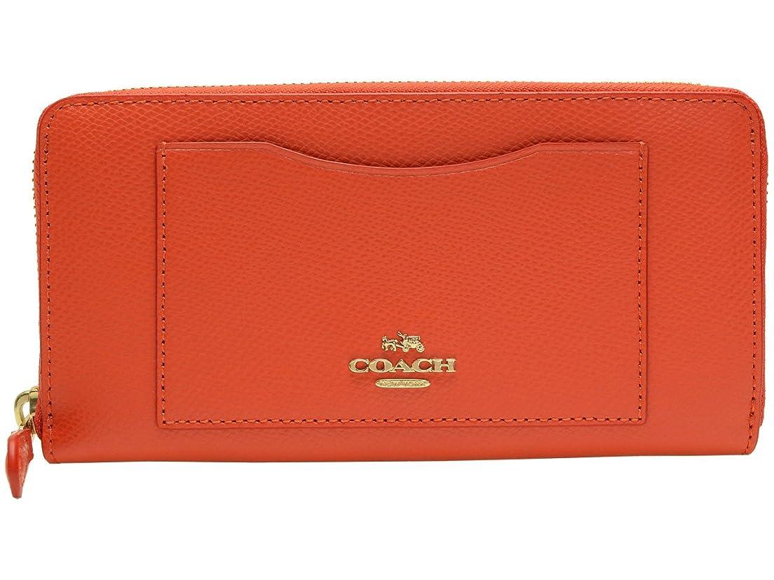 爆風ペストリー扱いやすい[コーチ] COACH 財布 (長財布) F54007 ウォーターメロン IMWM3 レザー 長財布 レディース [アウトレット品] [並行輸入品]