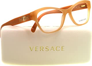 acc600d65d12 Versace Eyeglasses VE 3180 Eyeglasses 5039 Beige and gold 51mm
