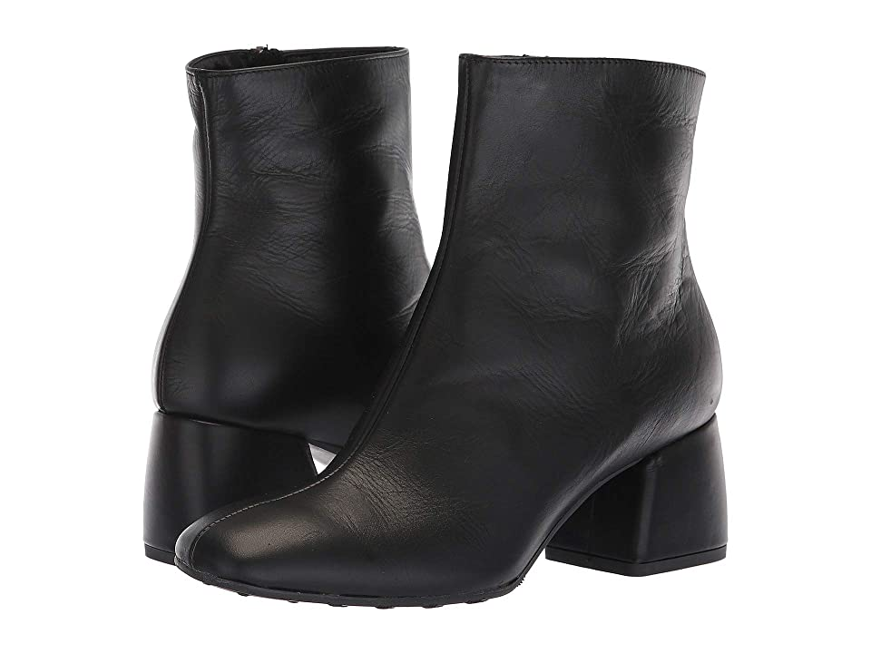 Cordani Noelle (Black Leather) Women