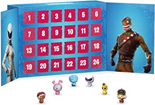 Funko 24 42754 Pop. Fortnite Advent Calendar Collectible Figure, Multi Sammelbares Spielzeug