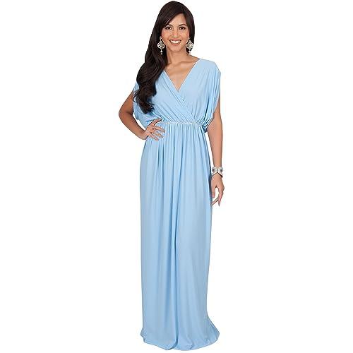 Blue Plus Size Dress: Amazon.com