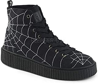 Demonia Men's Sneeker-250 Creeper