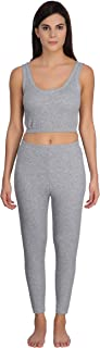 Selfcare Women's Thermal Top and Pyjama Set (Pack of 1 Set)