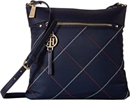 Rosie Large North/South Crossbody
