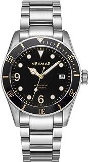 NEYMAR 41.5mm Men`s Automatic Watch 300m Diver Watch 200m Stainless Steel Watch
