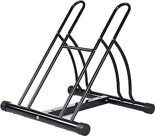TYCOLIT Bike Stand 2-6 Bike Rack Houseware Bicycle Floor Parking Adjustable Storage Stand Bike Rack Parking Garage